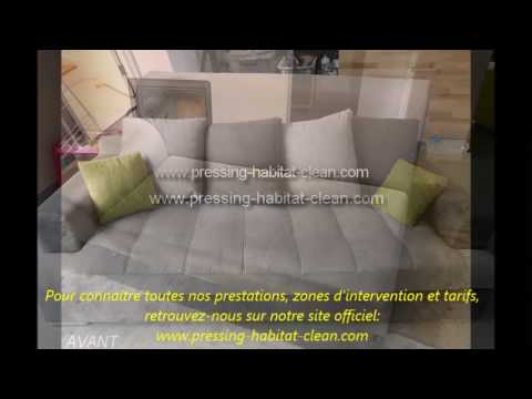 comment enlever odeur d urine et pipi de chat sur canap youtube. Black Bedroom Furniture Sets. Home Design Ideas