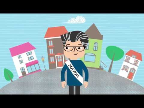 An Animated Overview of the Sharing Economy