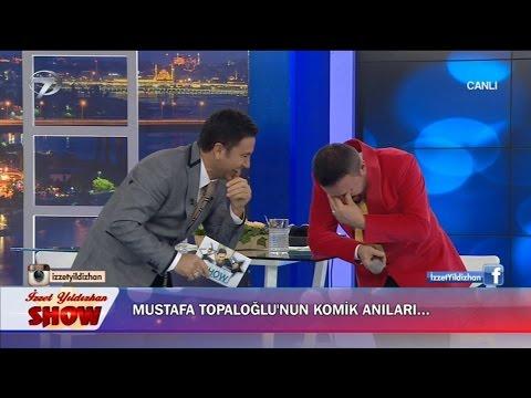 Mustafa Topaloğlu'nun Taksici Anısı İzleyenleri Gülmekten Kırdı Geçirdi