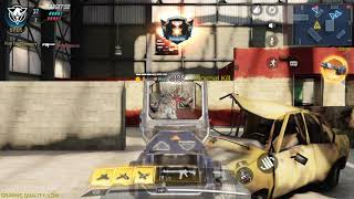 Gameloop CALL OF DUTY Mobile M4 Killing Match 48 kills without dying