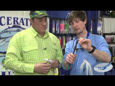 How To Make A TUNA Daisy Chain With Joe From Laceration Lures
