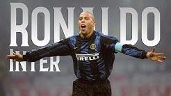 "Ronaldo ""Fenomeno"" - Greatest Dribbling Skills & Runs & Goals - Inter Milan"