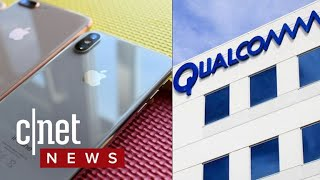 Qualcomm wants some iPhones banned in the US, NSA data leaked online