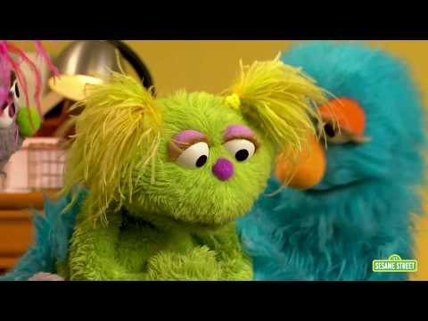 Jason & Teri Ann Morning Show - Sesame Street Now Has A New Muppet Character Who's In Foster Care