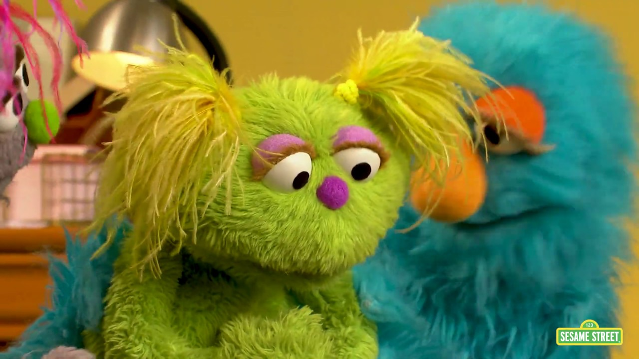 Sesame Street' Welcomes a Foster Child Character