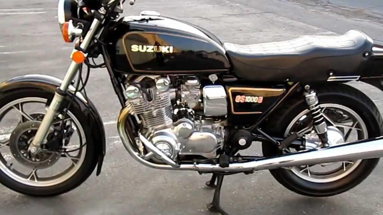 Suzuki Gs  L Motorcycle For Sale