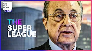 Super League: Florentino Pérez fierce response to UEFA's threats | Oh My Goal