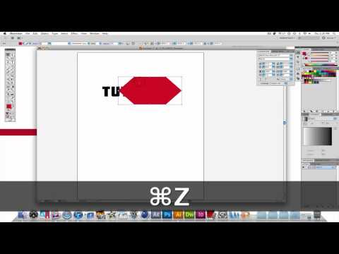 illustrator CS5 warping text with envelope distort