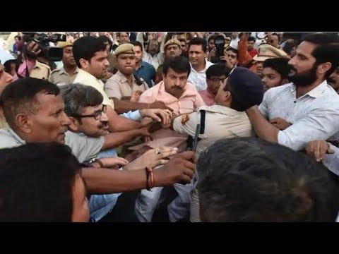 Delhi BJP chief,
