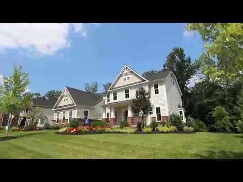New Homes At Dawson's Corner In Chantilly, VA