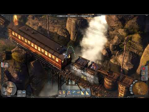 Desperados Iii Pc Gameplay Pc System Requirements Youtube