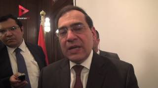 بالفيديو| وزير البترول: الاكتفاء ذاتيا من الغاز الطبيعي في 2018