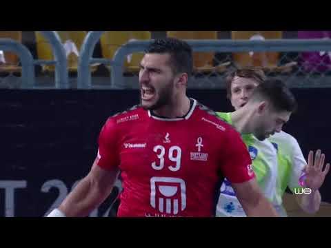 بث مباشر لمباراة منتخبنا الوطني وسلوفنيا في كأس العالم لكرة اليد 2021