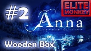 Anna: Extended Edition - Walkthrough Part 2 - Wooden Box [Commentary] [HD PC]