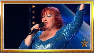 Tras ganar el especial de Navidad, ¡vuelve Margarita! | Audiciones 4 | Got Talent España 2019