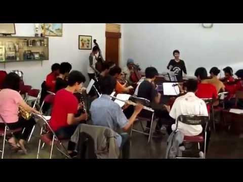 The Eleven Orchestra - [SONIQ in my Heart ~ Orchestra ver]