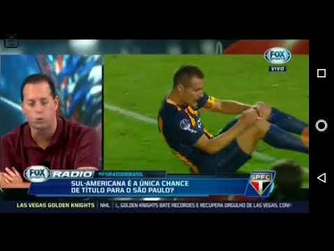 São Paulo notícias Fox Sport Rádio