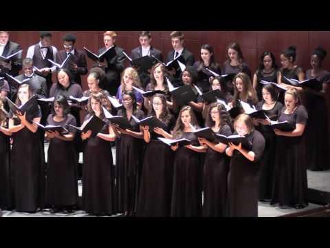 Let the River Run - SVA at Andrews Choir Fest 2016