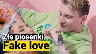"""ZŁE PIOSENKI: Smolasty, """"Fake love"""""""