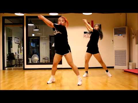 Shhh - RAYE | Groups | Darlene Choreography | Peace Dance