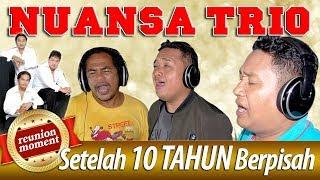 "Nuansa Trio ""Kecewa"" - Cipt. Edison Sibuea - Lagu Indonesia / Batak - Trio 10 tahun berpisah"