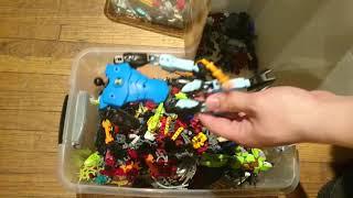 Mua Gạch Vụn Lego - Gạch Bionicle và Technic Tháng 2 Năm 2020