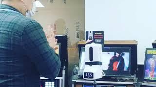 (광고영상) 비대면 손소독기 엠퓨어2020