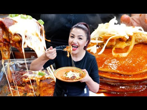 Korean Enchiladas   Korean Mexican Food Fusion Recipe