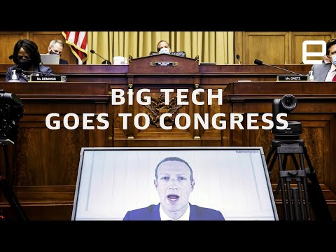 Big tech goes to Congress | Engadget Podcast Live
