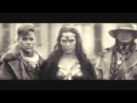Мета люди.  Чудо женщина! Бэтмен против Супермена На заре справедливости (2016)