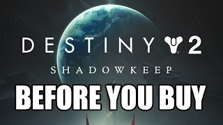 Destiny 2 Shadowkeep - 15 Things You Need To Know Before You Buy