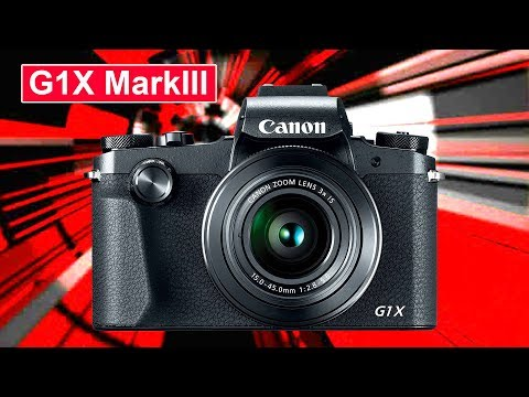 Canon G1X Mark III - (14) Reasons to Buy the NEW APS-C Sensor G1X Mk 3