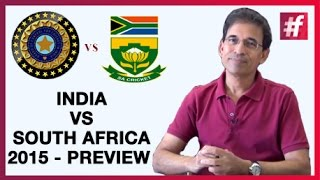 #fame Cricket - India Vs South Africa Series  2015 - Preview