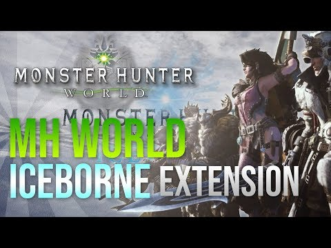Monster Hunter World ICEBORNE - LA NOUVELLE EXTENSION thumbnail