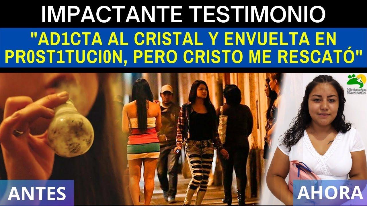 "Download IMPACTANTE TESTIMONIO: ""AD1CTA AL CRISTAL Y ENVUELTA EN PR0ST1TUCI0N, PERO CRISTO ME RESCATÓ"""