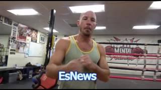 Errol Spence vs Kell Brook Was Best Fight Brandon Krause Saw This Year EsNews Boxing