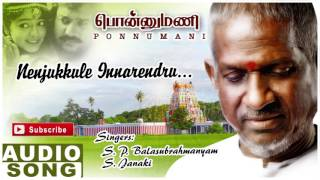 Ponnumani Tamil Movie Songs | Nenjukulle Song | Karthik | Soundarya | Ilayaraja | Music Master