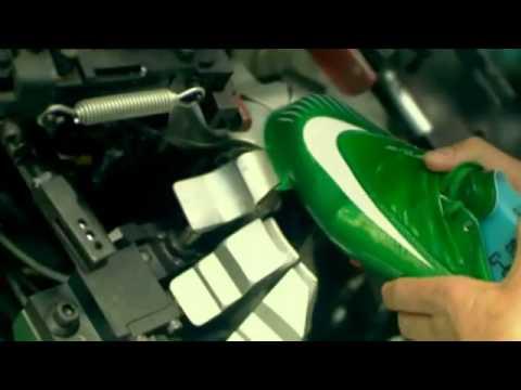 Quy trình sản xuất giày