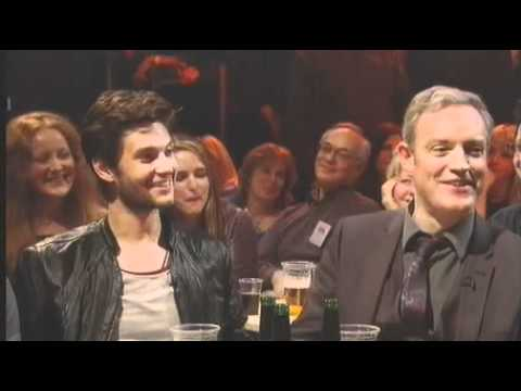 Ben Barnes, Martin McCann & Neil McCormick on Later With Jools Holland 4.8.11