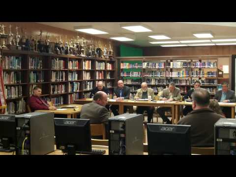 Lakeland School Board Meeting 2-22-2017