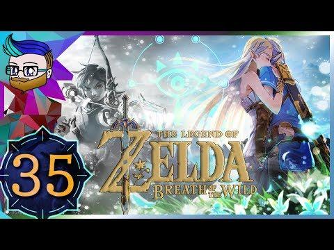 A Very Dangerous Storm | Nintendo Switch | The Legend of Zelda: Breath of the Wild #35