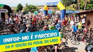 UNIFOR-MG É PARCEIRO DA 4ª EDIÇÃO DO PEDAL DO LAGO