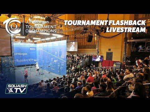 Squash: Tournament of Champions 2018 - Tournament Flashback