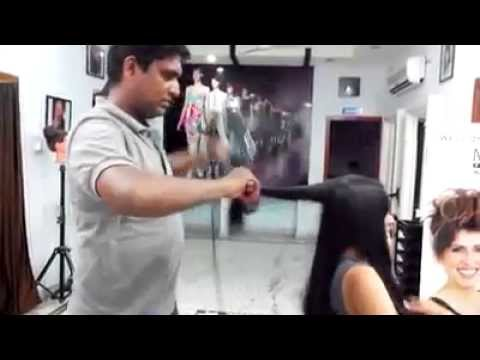 Parlour Training Center Hair Styling Institute India Hyderabad
