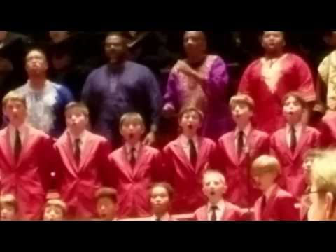 Let There Be Peace On Earth | Philadelphia POPS and Boys Choir