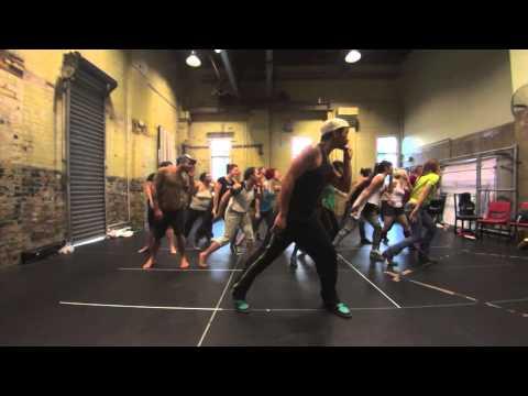 Dolly Mob FULL VERSION (Glastonbury 2014 - Theatre & Circus)