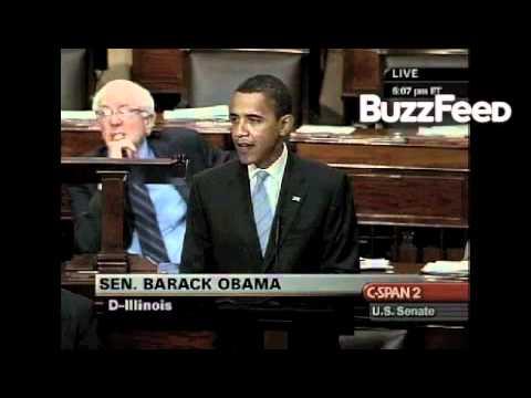 Barack Obama in October 2008 on the Budget Deficit
