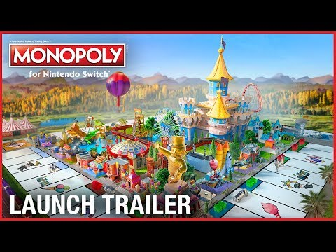 Monopoly For Nintendo Switch: Official Launch Trailer | Ubisoft [US]