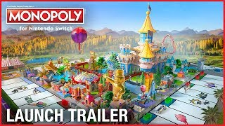 Monopoly For Nintendo Switch: Official Launch Trailer | Ubisoft [na]