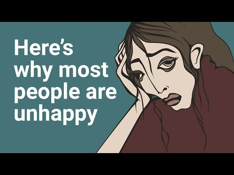 16 Troubling Habits Of Chronically Unhappy People